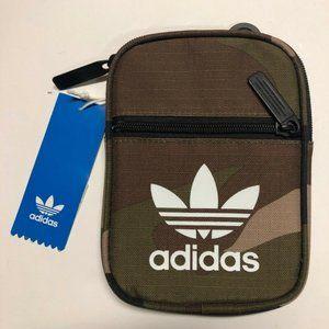 Adidas Womens Festival Camouflaged Crossbody Bag